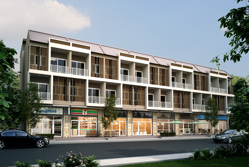 CHINNAKHET TOWNHOME